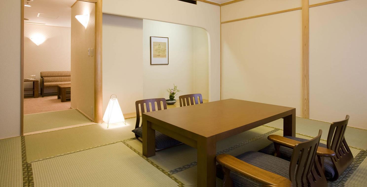 和室と洋室の混在部屋!朝食付き。 - ホテル1-2-3 …